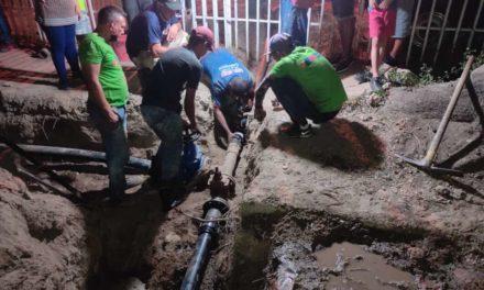 Más de 2.500 familias favorecidas con mejoras de distribución de agua potable en Caña de Azúcar