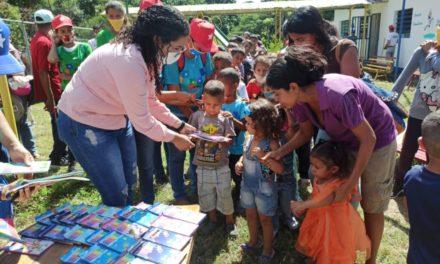 Más de 500 familias del municipio San Sebastián han sido asistidas a través del programa de atención social