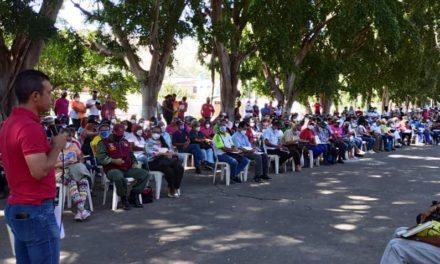 Mariobricenses se comprometen en concretar la Ciudad Comunal a propósito del Congreso Bicentenario de los Pueblos
