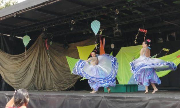 Con diversas actividades recreativas iniciaron Carnavales Felices y Bioseguros en el parque Santos Michelena