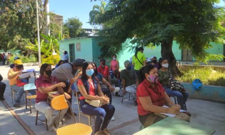 Realizado Congreso de Supervisores y Supervisoras Circuitales en Linares Alcántara