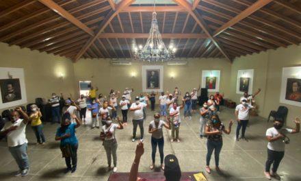 San Sebastián juramentó equipo promotor municipal del Congreso Bicentenario de los Pueblos