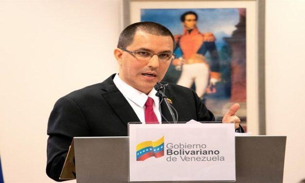 Venezuela exige revertir de inmediato el apoyo a factores golpistas y violentos por parte de la UE
