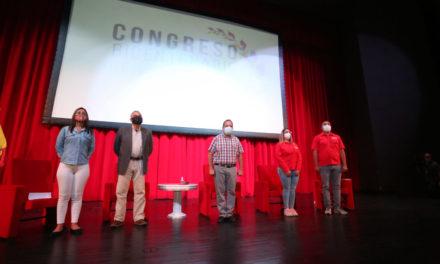 Vicepresidente territorial del PSUV Marco Torres juramentó equipo promotor del Congreso Bicentenario de los Pueblos de Aragua