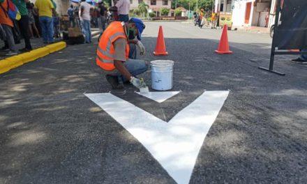 Alcaldía de Girardot realizó Plan Maracay Juega Limpio en tu Comunidad en San José