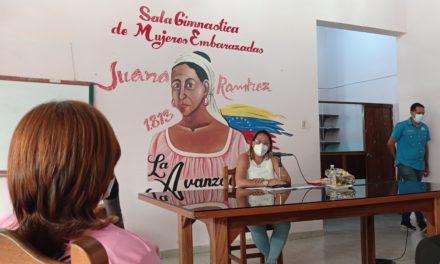 Alcaldesa Sumiré Ferrara: Hablar de Chávez es al mismo tiempo hacer mención a la reivindicación de las luchas de las mujeres en Venezuela y el mundo