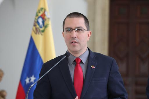Canciller Arreaza: Brasil busca repetir fracaso antidrogas de Colombia estrechando alianza con EEUU