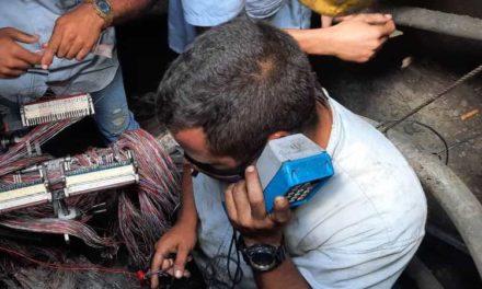 Cantv restableció servicios en urbanizaciones de Maracay afectadas por hurto de redes