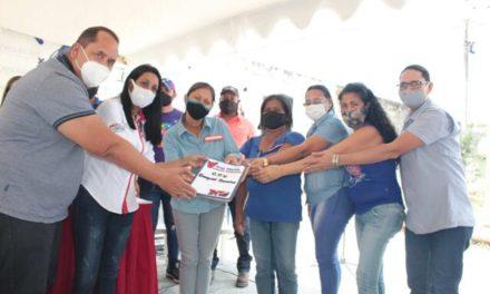 Comunidad de EzequielZamora recibió titularidad colectiva de sus terrenos