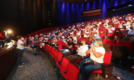 Congreso Bicentenario de los Pueblos en Aragua concentró 34 movimientos sociales en plenaria nacional