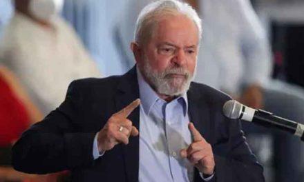 Denuncian intento por resurgir en Brasil acusaciones contra Lula