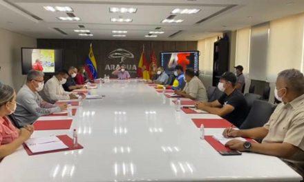 Gobernador Marco Torres realizó planificación para optimizar servicios públicos
