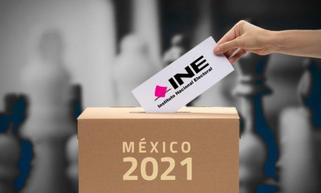 Inició campaña para renovar 21.368 cargos de elección popular en México