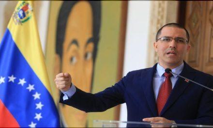 Jorge Arreaza: El efecto espejo se viraliza en Colombia