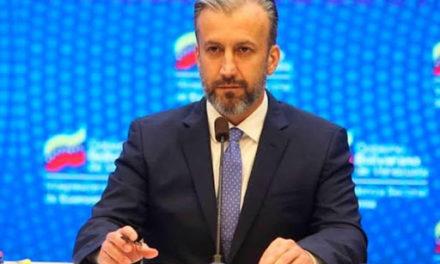 Ministro El Aissami denunció atentado contra planta de gas en Monagas