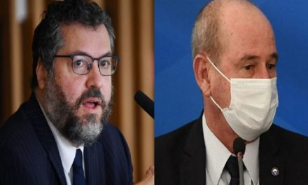 Ministros brasileños de Relaciones Exteriores y de Defensa dimiten a sus cargos