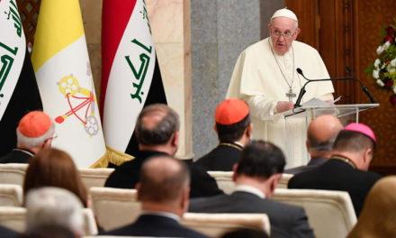 Papa Francisco llamó a la paz en Medio Oriente
