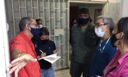 Plan Nacional «Dr José Gregorio Hernández» realizó toma del Hospital José María Benítez de La Victoria
