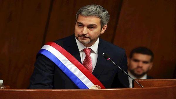 Presidente de Paraguay anunció modificaciones en su gabinete en medio de masivas protestas