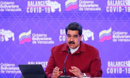 Presidente ordenó extremar protección frente a variante brasileña del coronavirus