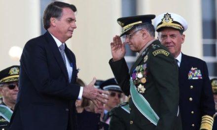 Principales jefes militares de Brasil renuncian tras salida del ministro de Defensa