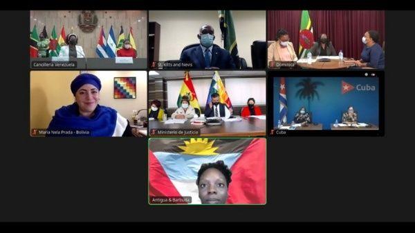 ALBA-TCP destaca avance de la mujer en América Latina y el Caribe