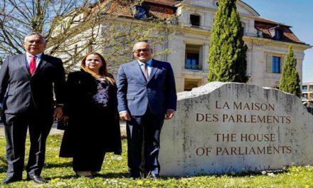 AN invitó a la Unión Interparlamentaria a visitar el país para que conozca la verdad de Venezuela