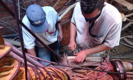 Cantv avanza con el mantenimiento de las redes en Aragua