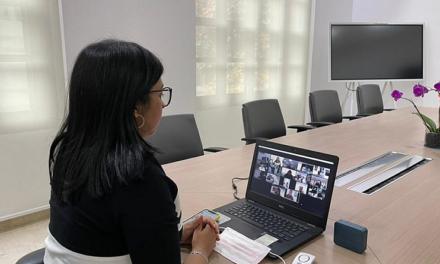 Comisión Presidencial evalúa medidas implementadas ante las variantes P1 y P2 de la COVID-19 en Venezuela