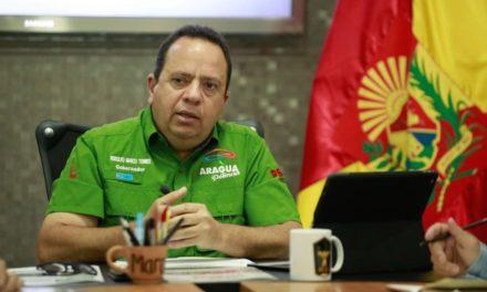 Gobernador Marco Torres afirmó que jornada de vacunación se realiza acorde con priorización realizada por Sistema Patria