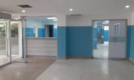 Gobierno Bolivariano de Aragua culminó rehabilitación integral de emergencia pediátrica del Hospital Los Samanes