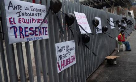 Huelga general se realizó en Chile en rechazo a gestión de Sebastián Piñera