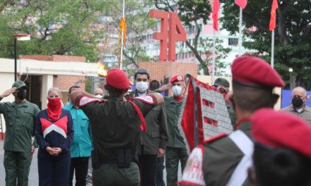 Jefe de Estado anunció que conformarán escuelas de base cívico-militar