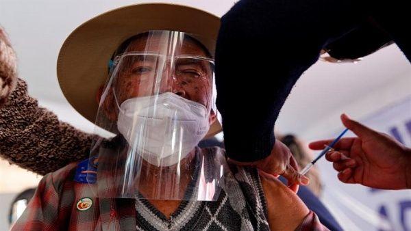 México suministró 10 millones dosis de vacunas contra Covid-19