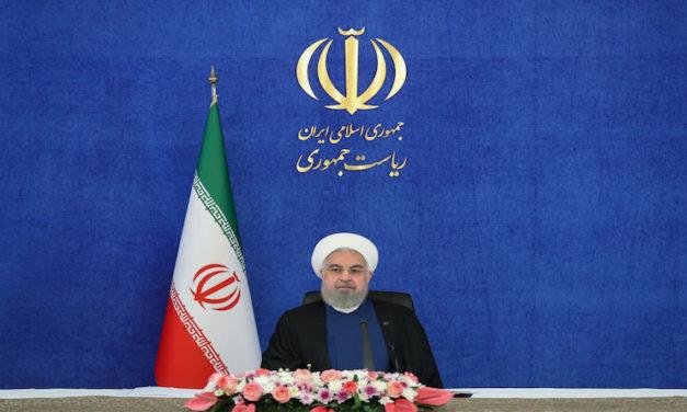 Presidente Rohani: El JCPOA legalizó por completo la industria nuclear iraní