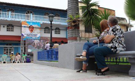 Pueblo de Palo Negro se sumó al júbilo por la beatificación del Dr. José Gregorio Hernández