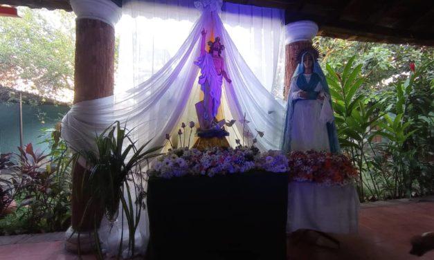 Pueblo de Turmero se mantiene en oración para pedir la erradicación de la Covid-19
