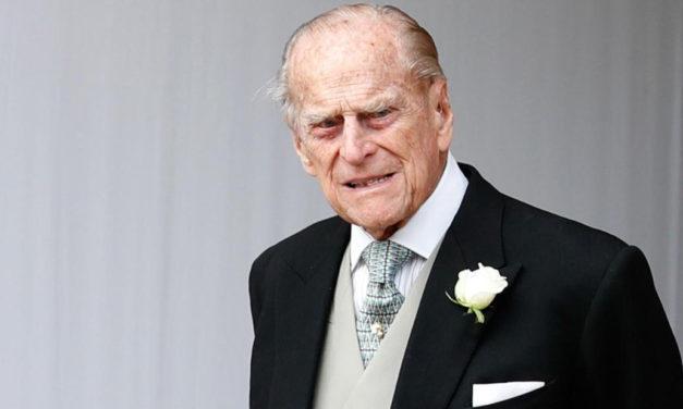 Príncipe Felipe del Reino Unido fallece a los 99 años