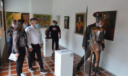 Alcaldía de Lamas reinauguró Casa de la Cultura Maestro Claudio Castillo