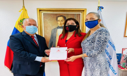 Comisión Permanente para el Desarrollo de Comunas de la AN consignó proyecto de Ley de las Ciudades Comunales ante el Poder Moral