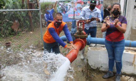 Dos pozos más fueron reactivados en el municipio José Félix Ribas