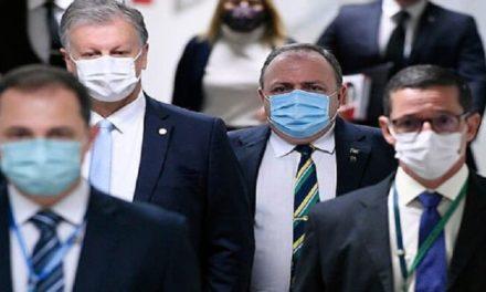 Exministro de Salud de Brasil es acusado por mentir sobre la Covid-19