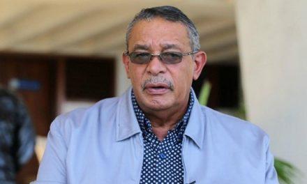 Falleció el gobernador del estado La Guaira Jorge Luis García Carneiro