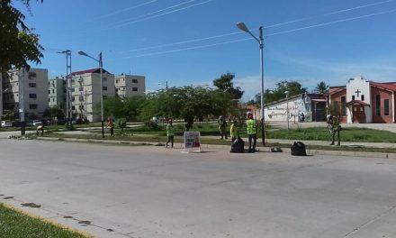 FundAragua participa en el Plan Cayapa en Guasimal