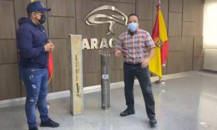 Gobernador Marco Torres declaró el municipio Santos Michelena cien por ciento agua