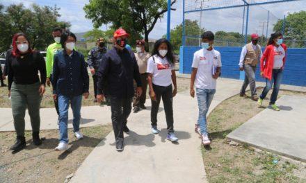 Gobierno Bolivariano realizó Jornada de Atención Integral en el sector Alí Primera de Cagua
