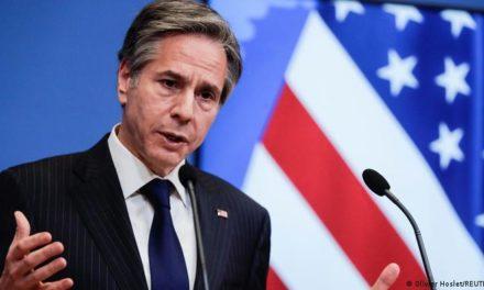 Secretario de Estado de EEUU promete reunir apoyo para reconstruir Gaza
