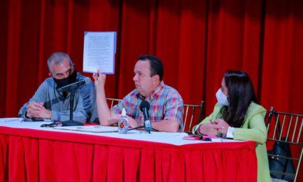 Vicepresidente del PSUV para Aragua y Carabobo sostuvo encuentro con equipo político