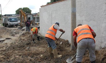 Alcaldía de Girardot sustituyó 130 metros de colectores de aguas servidas en Las Acacias