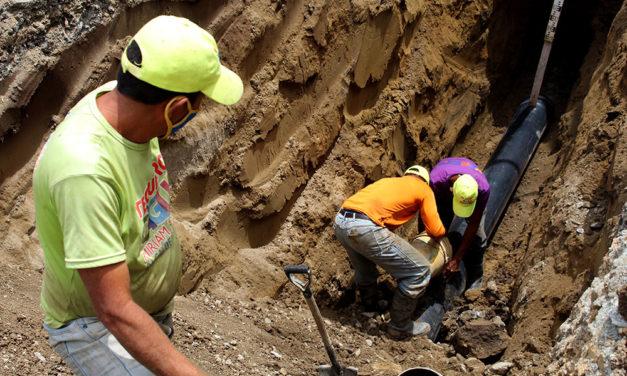 Alcaldía de Sucre realiza sustitución de colector en el sector Guillén